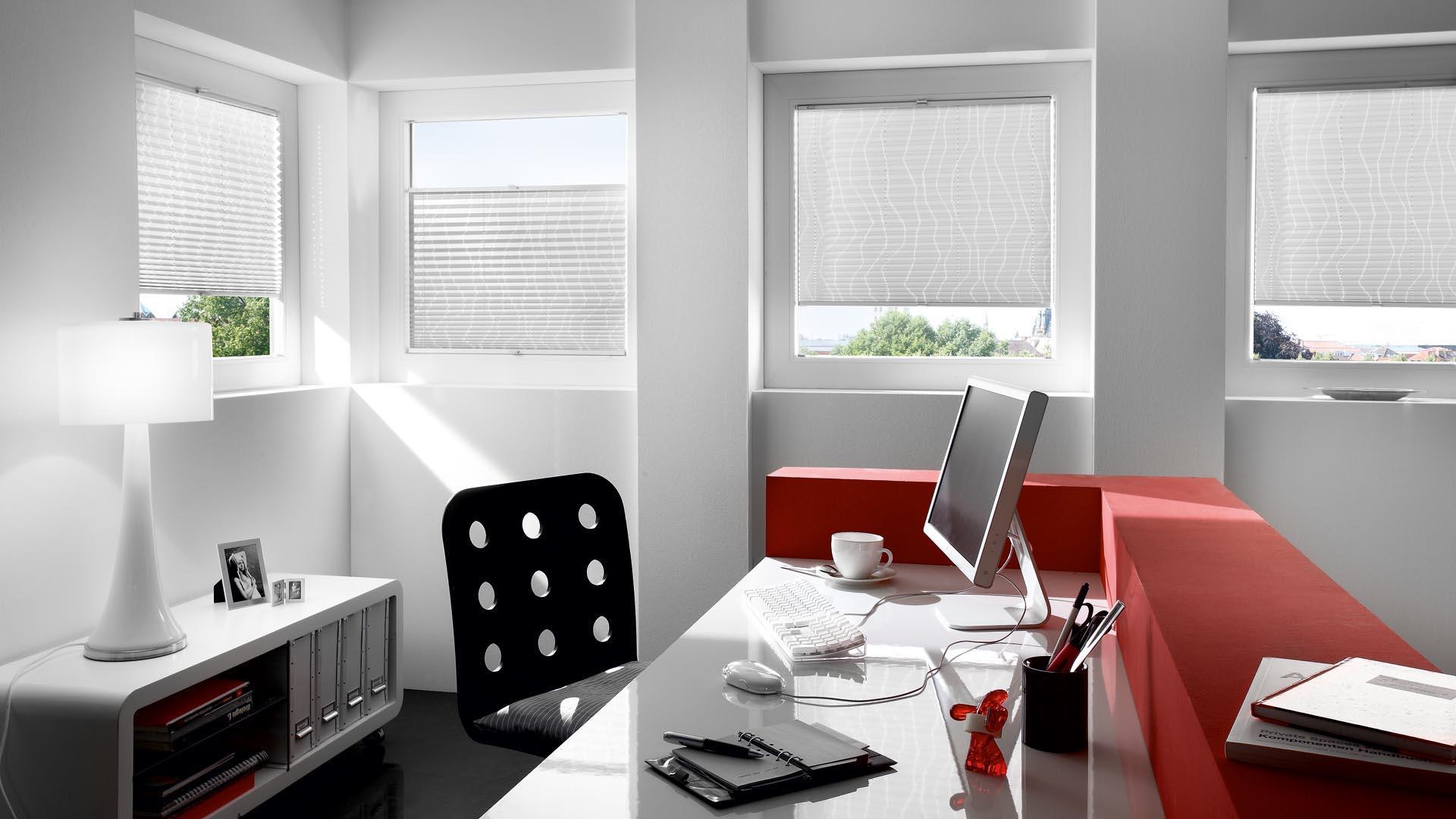 Lichtmanagement im Büro