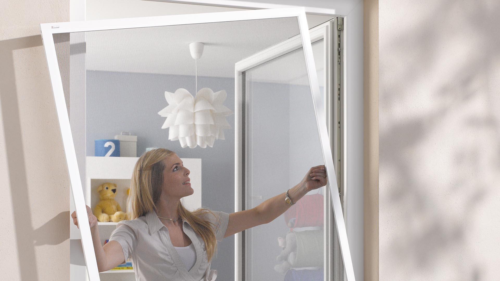 Fensterspannrahmen