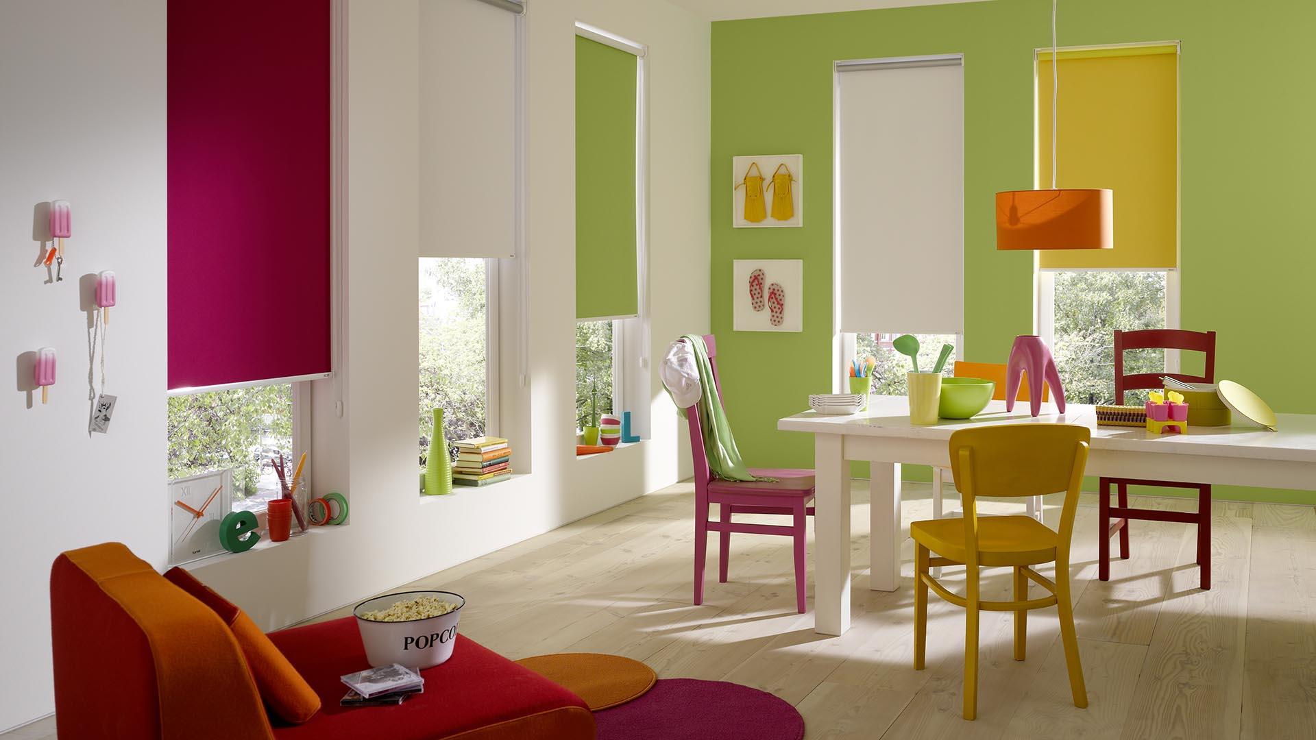 Freie Farbkombination